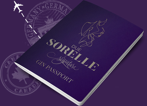 Due Sorelle passport
